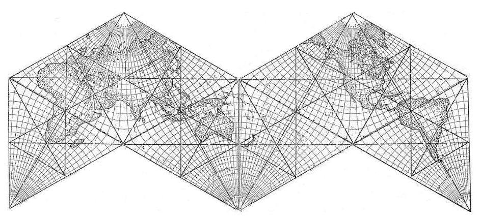 Cahill Conformal variant, M-shape
